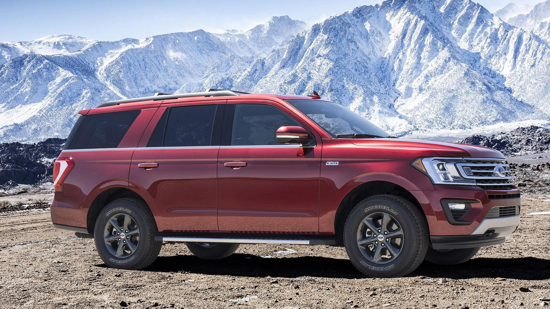 Ford Expedition Smoother Ride More Power And More Comfort Than The  Gmc Yukon