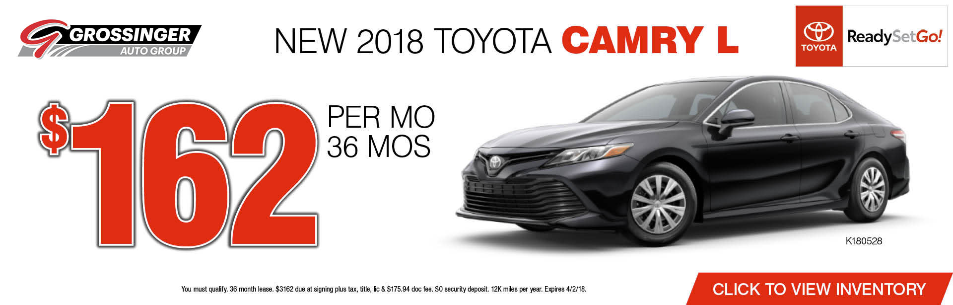 Toyota Camry Lease >> New Toyota Specials Sales Lease Offers Chicago Il
