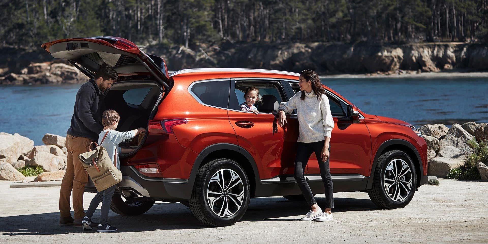 2019 Hyundai Santa Fe for Lease near College Park, MD