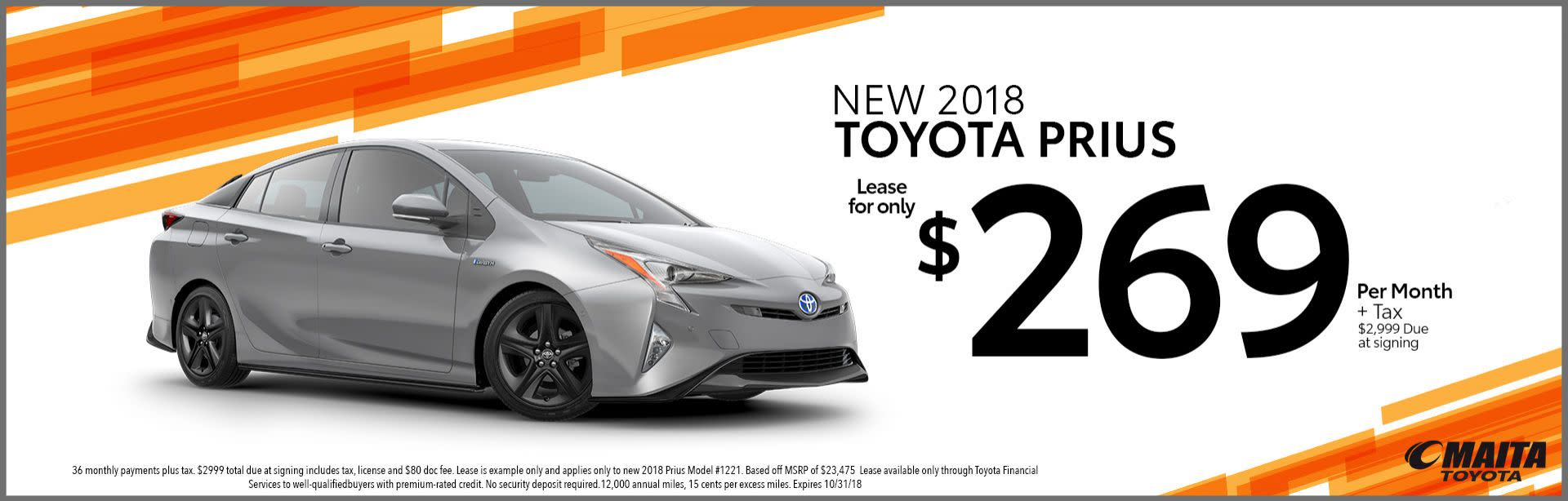 Feel Free To Browse Our Current Inventory Below, If You Have Any Questions  About Lease Or Purchase Of A New Toyota Fill Out Our Easy Online.