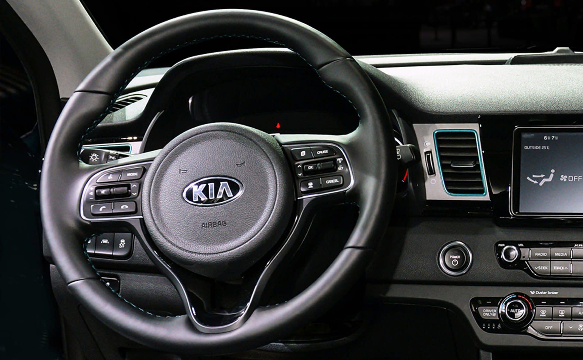 2019 Kia Niro EV Steering Wheel