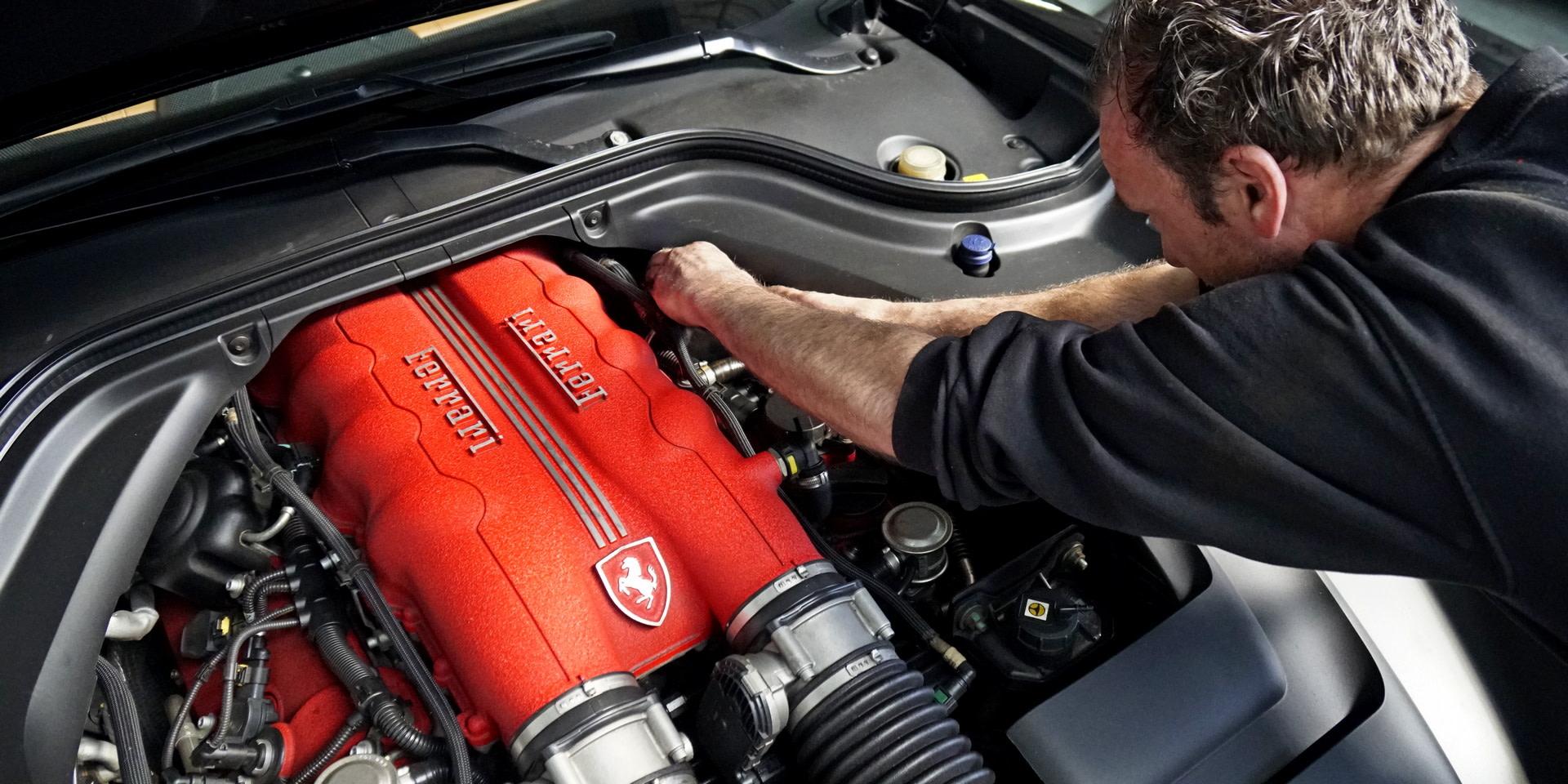 Onderhoud aan alle merken auto's