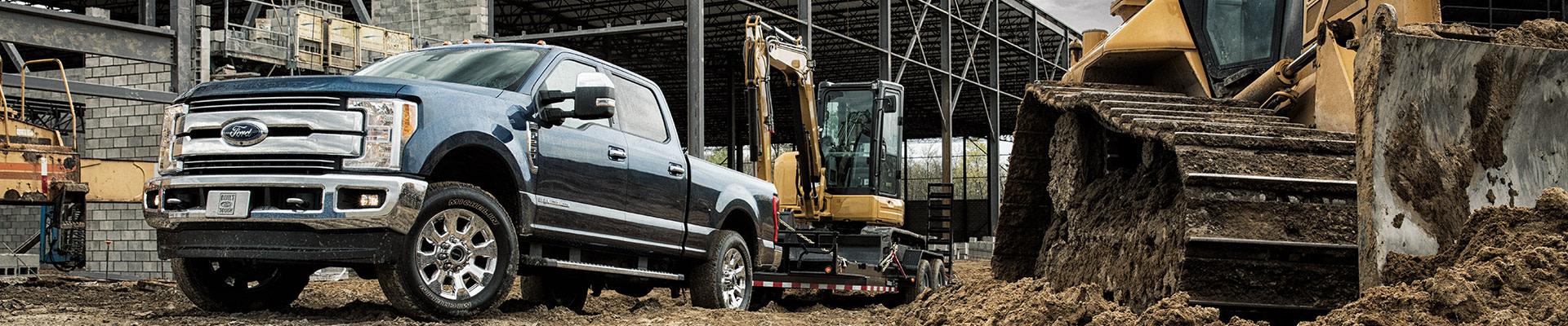 2019 Ford Super Duty trucks