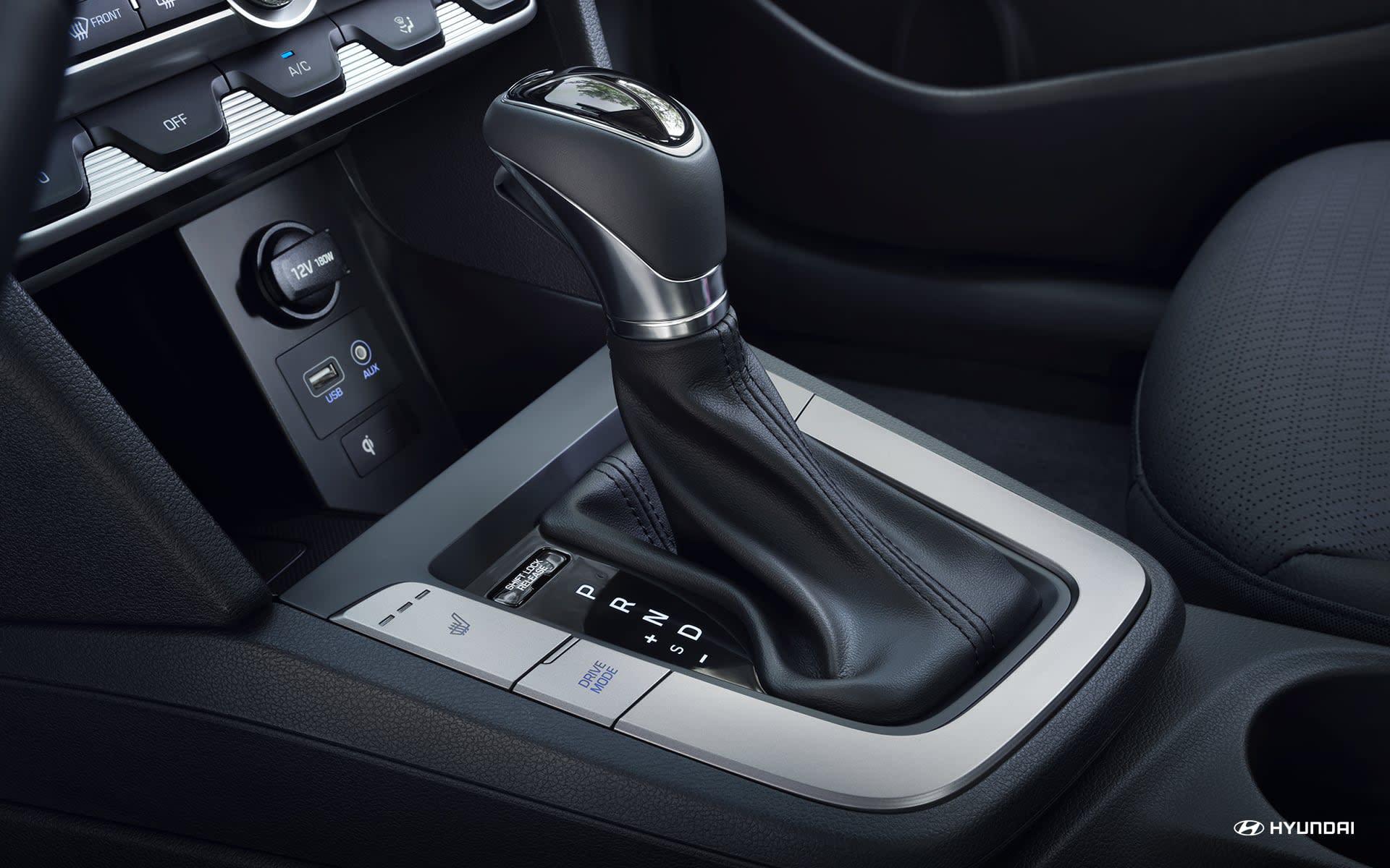 2020 Hyundai Elantra Gear Shifter