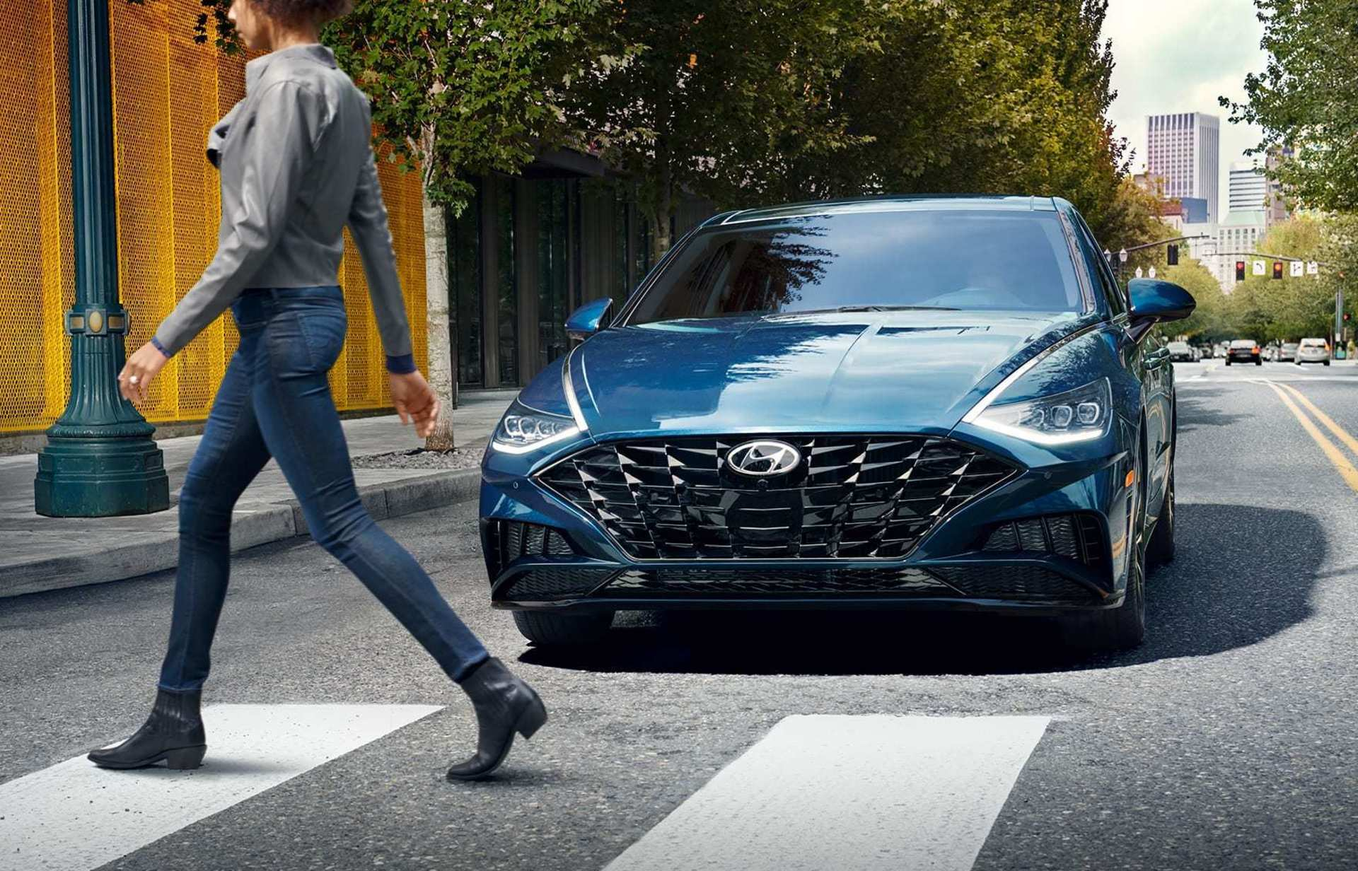2020 Hyundai Sonata Leasing near Manassas, VA