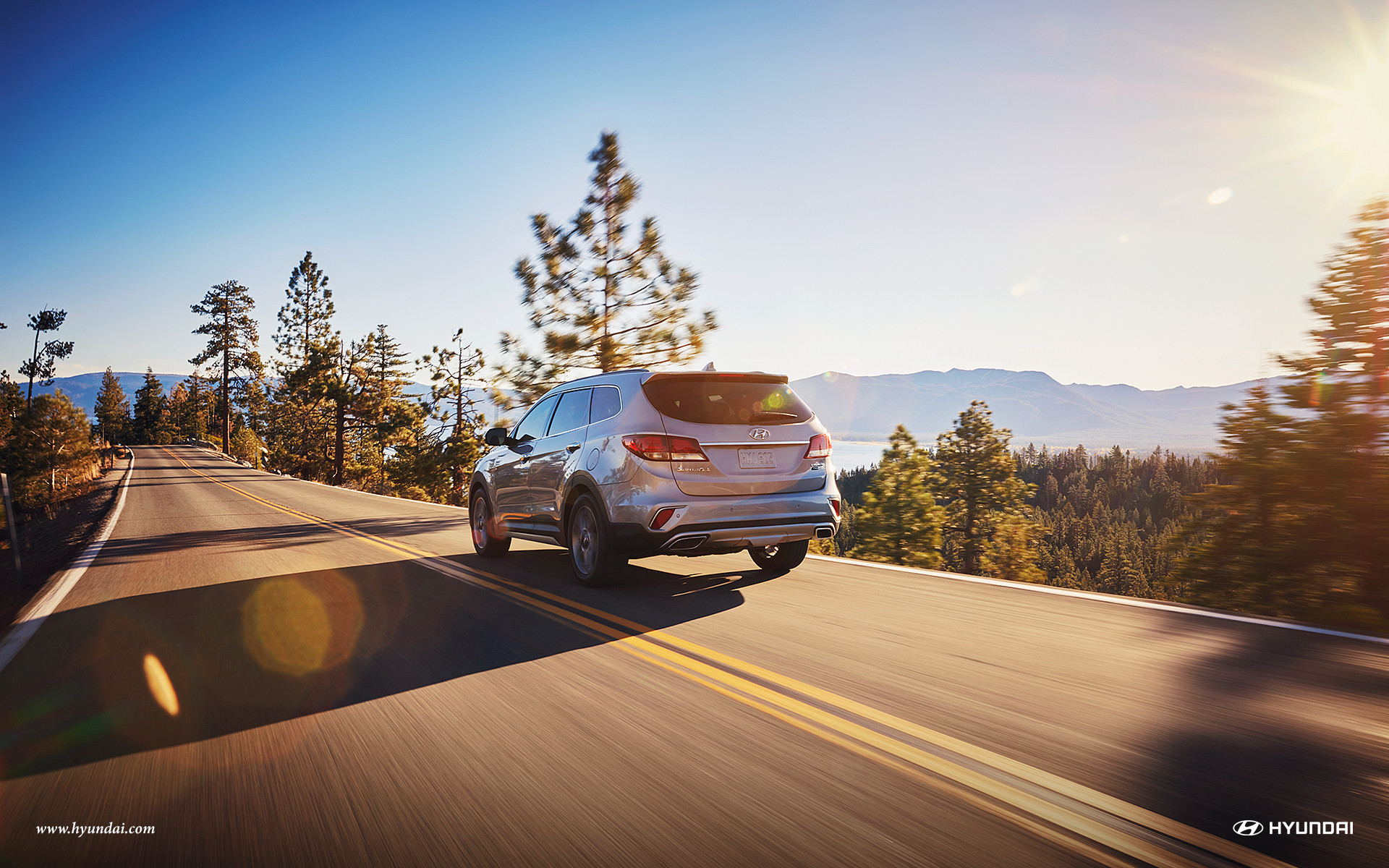 People Will Notice the Hyundai Santa Fe Coming and Going!