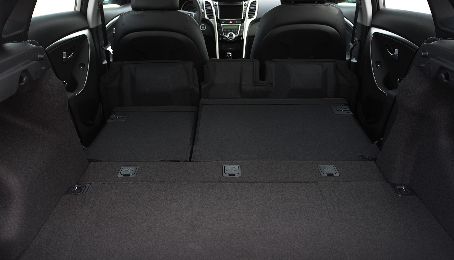 Hyundai Elantra GT Maximum Cargo Space