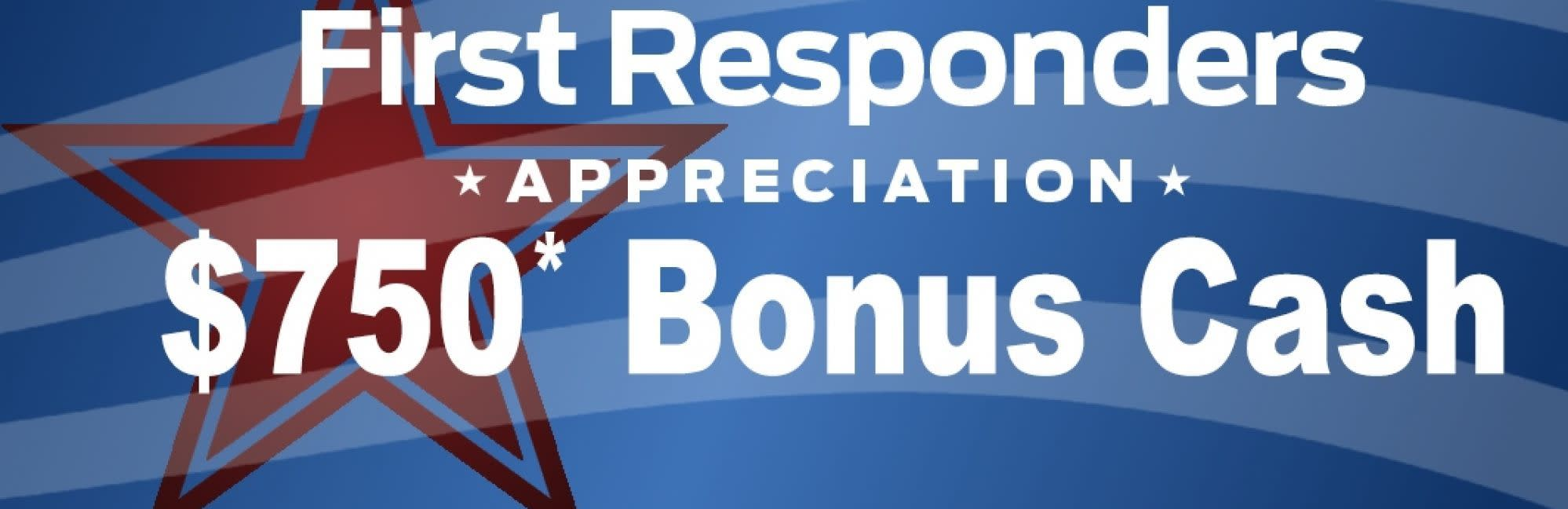 Ford First Responder >> Joe Cotton Ford First Responder Bonus Cash