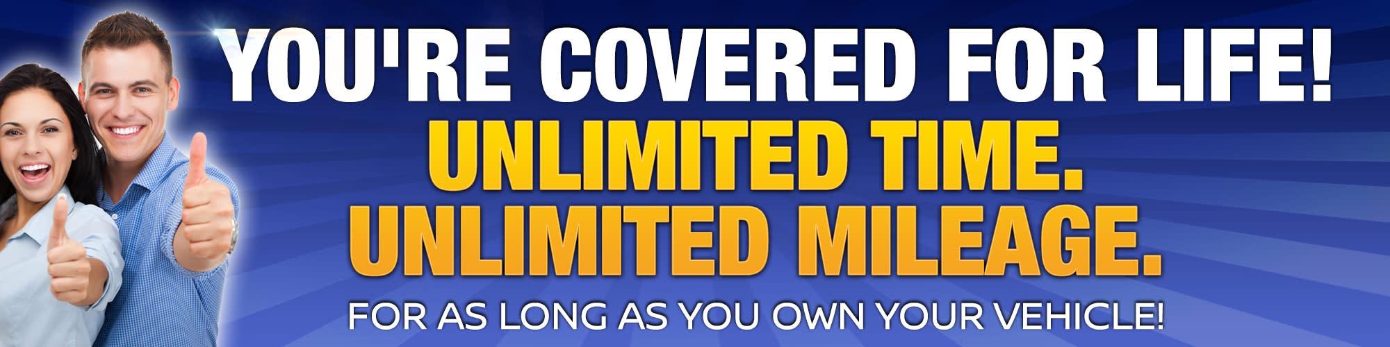 Hyundai Lifetime Powertrain Limited Warranty Banner