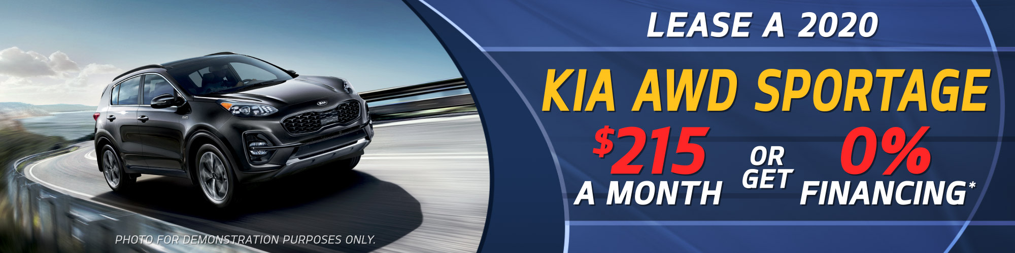 New Kia Lease Specials in Littleton near Denver
