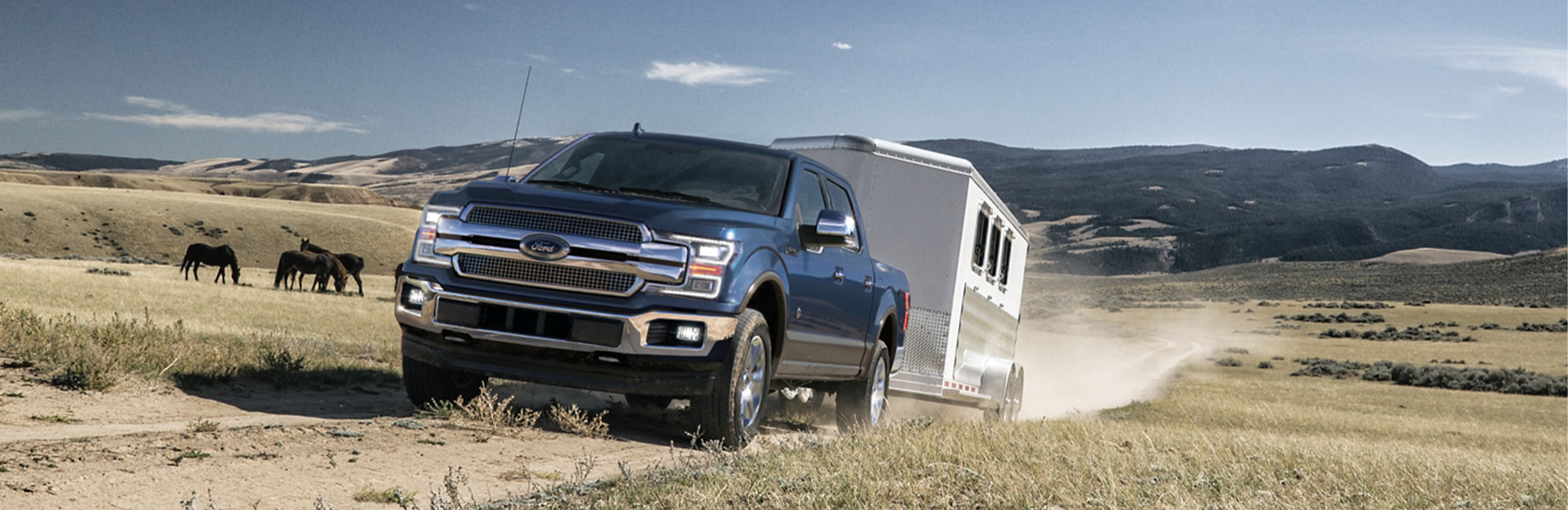 2020 Ford F-150 Towing Capacity