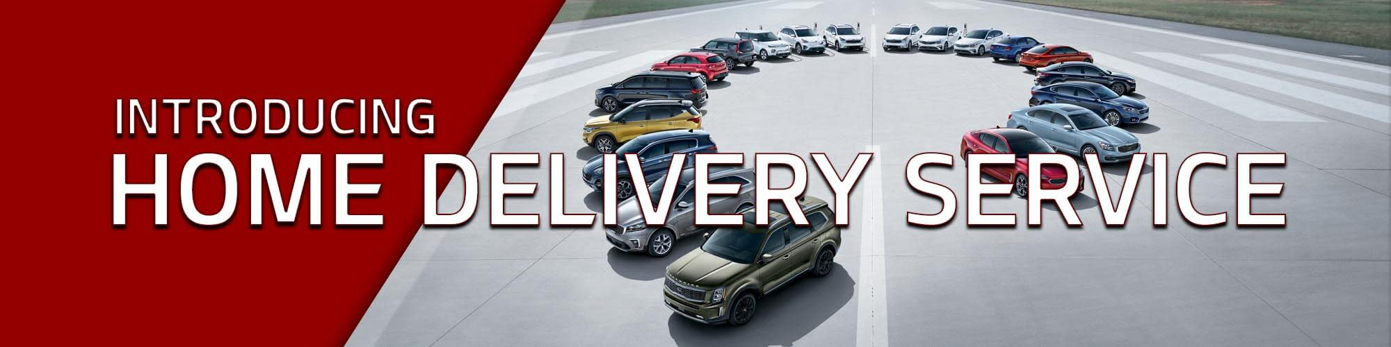 buy a new car online and have it delivered