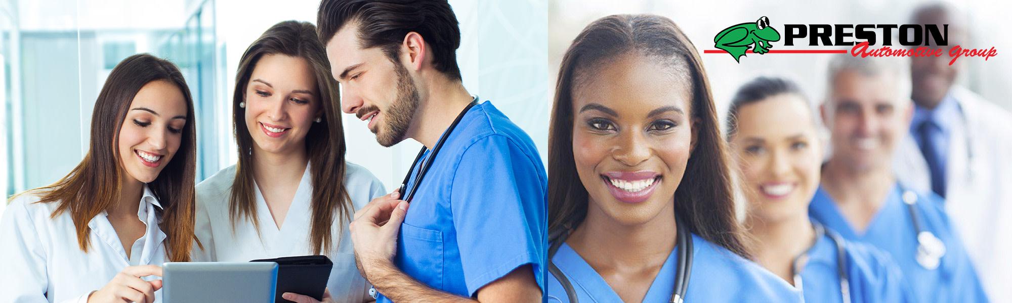Healthcare Heroes Appreciation Program
