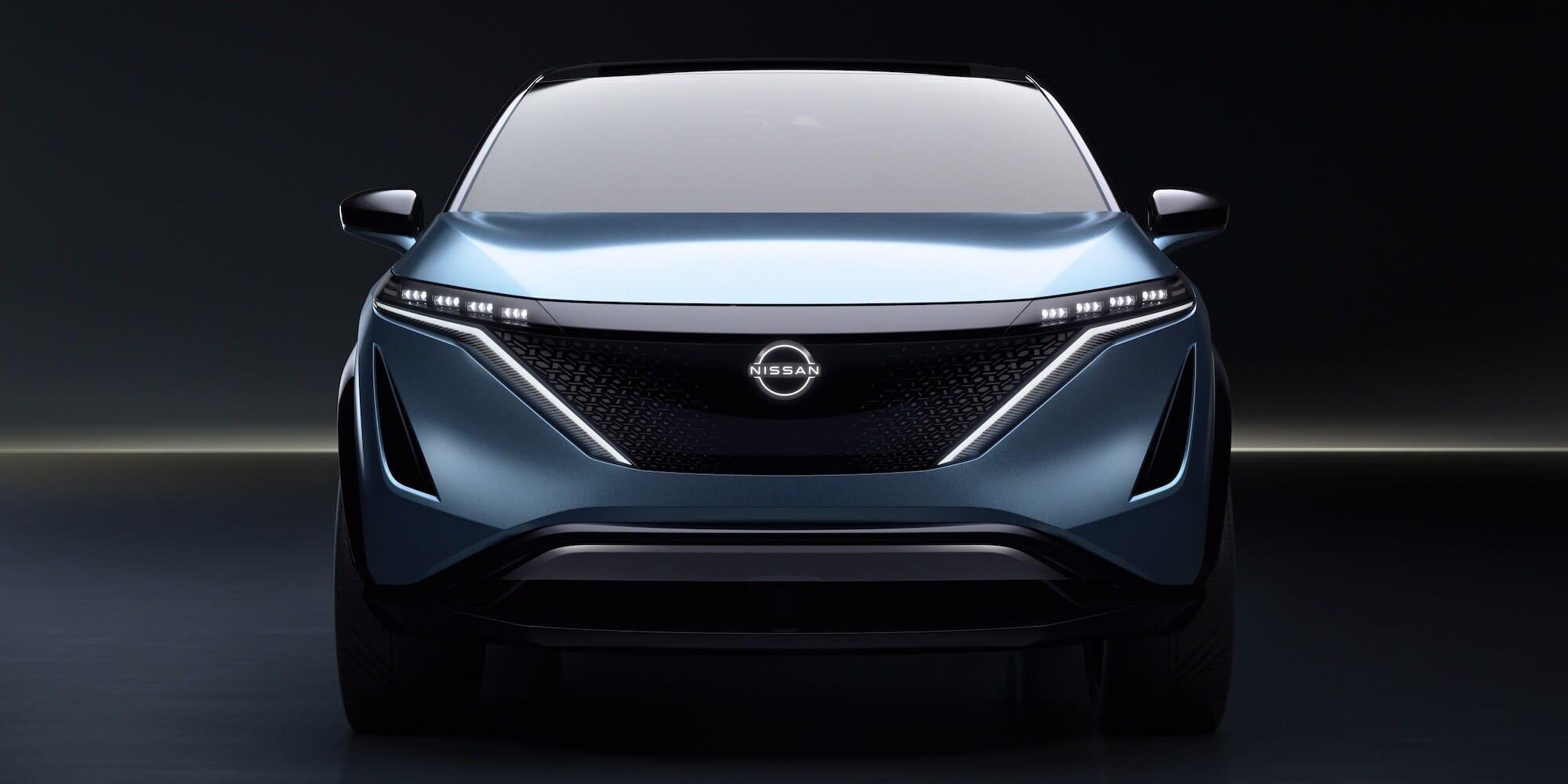 Nissan Ariya 2020 interieur   Aben en van de Schelde