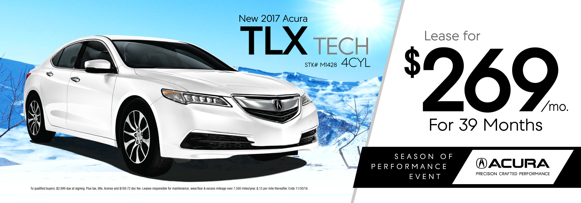 Lease Specials McGrath Acura Of Morton Grove - Lease acura
