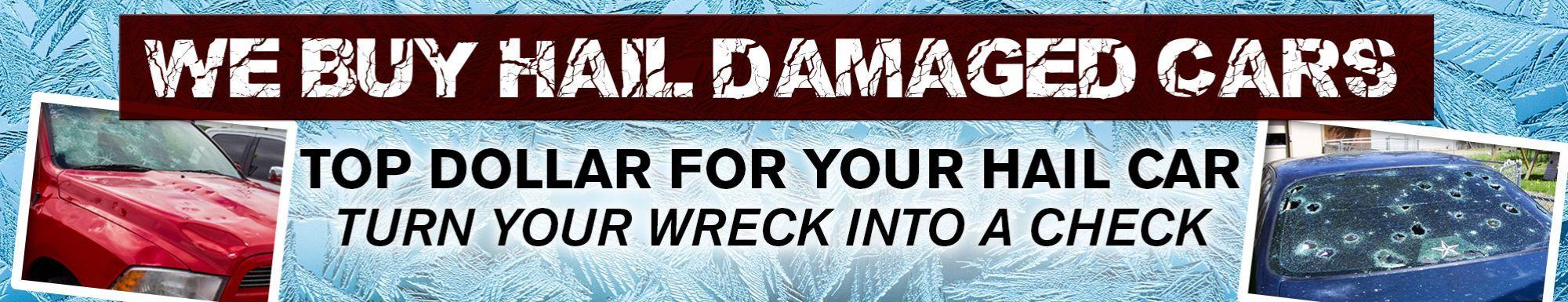We Buy Hail Damaged Cars - Peak Kia Littleton
