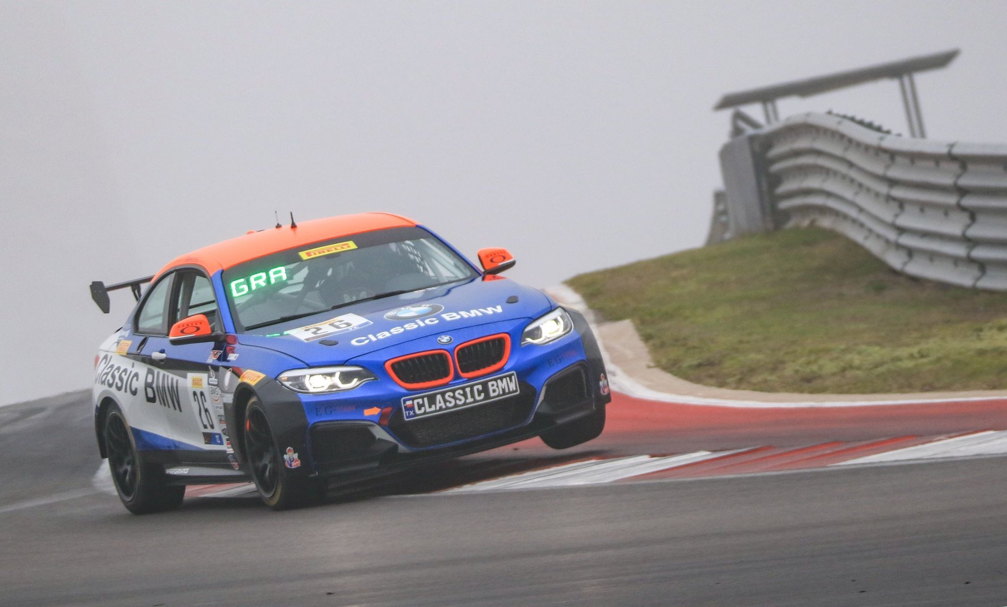 Fast Track Racing And Classic Bmw Pirelli Gt4 America Sprintx Lineup