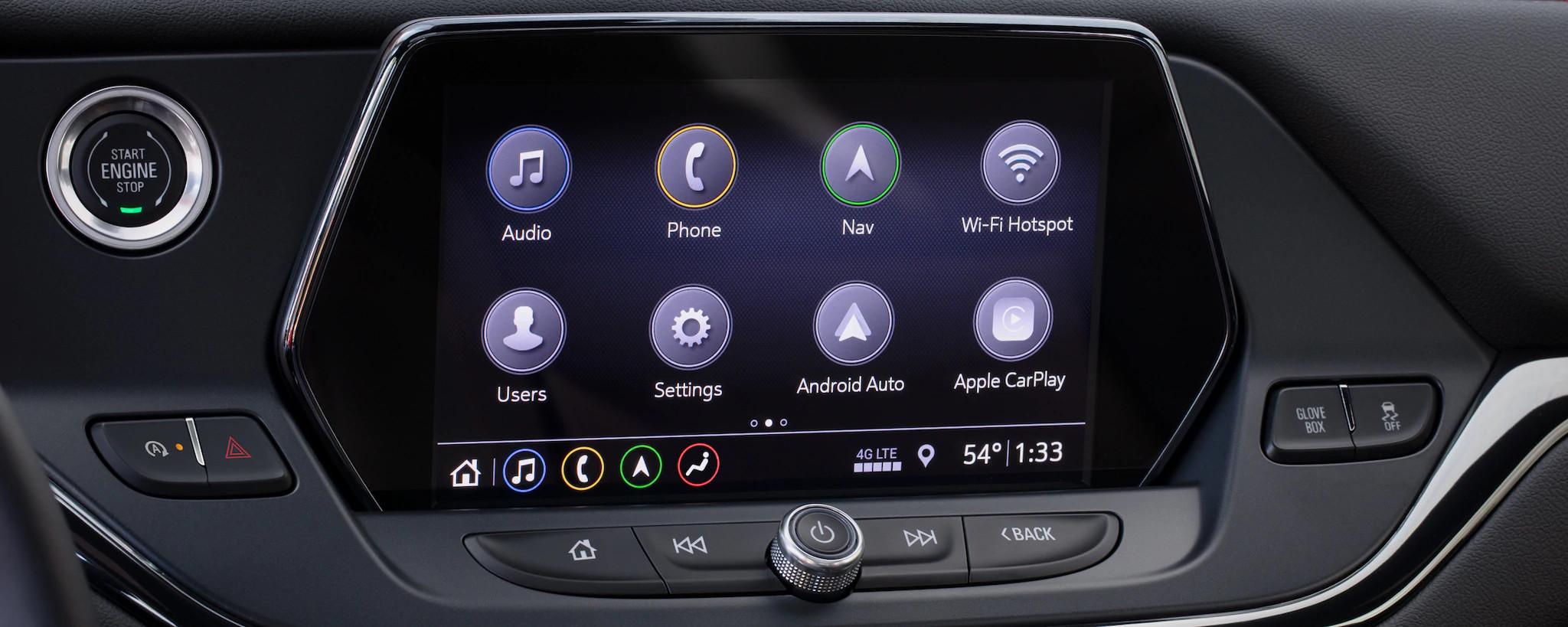 2020 Chevrolet Blazer Technology