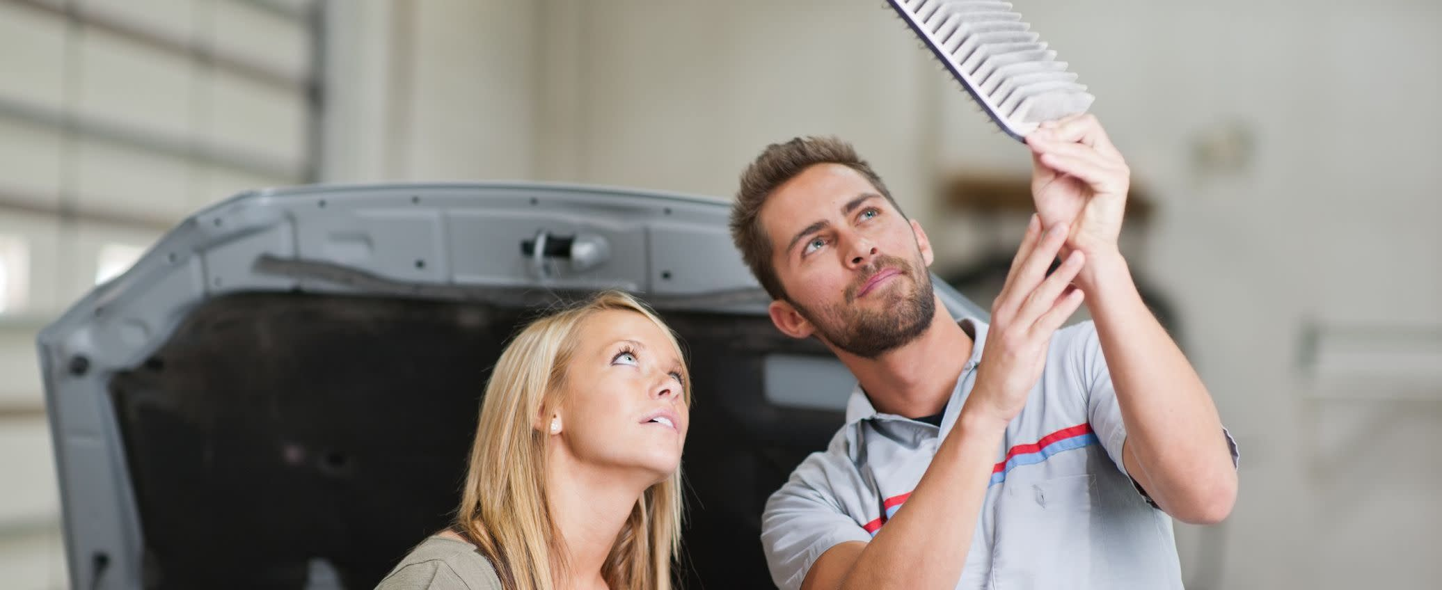Air Filter Replacement Service near Des Moines, IA