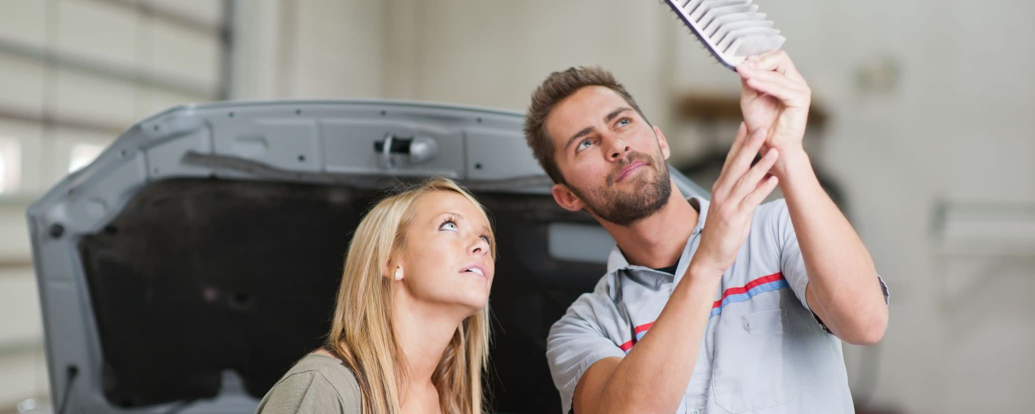 When Should I Get My Car's Air Filter Replaced?