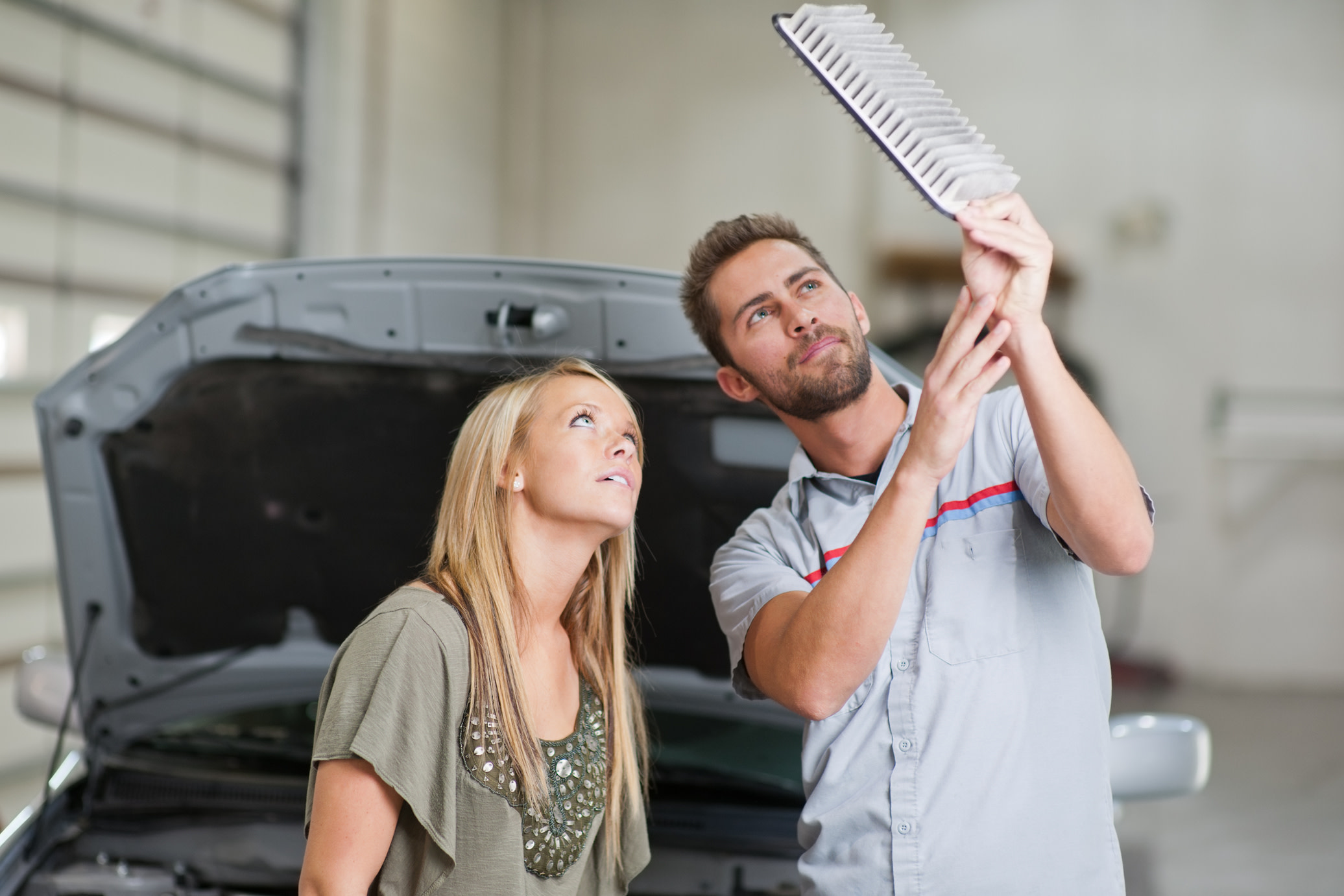Cabin Air Filter Replacement near Buffalo, NY
