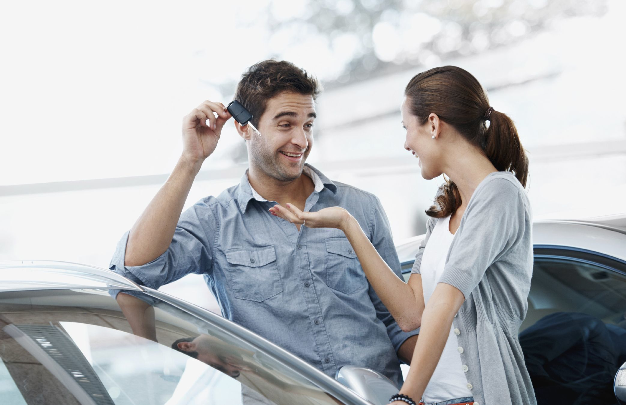 Get the New-to-You Car That You Deserve!