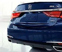 Striking Rear Design