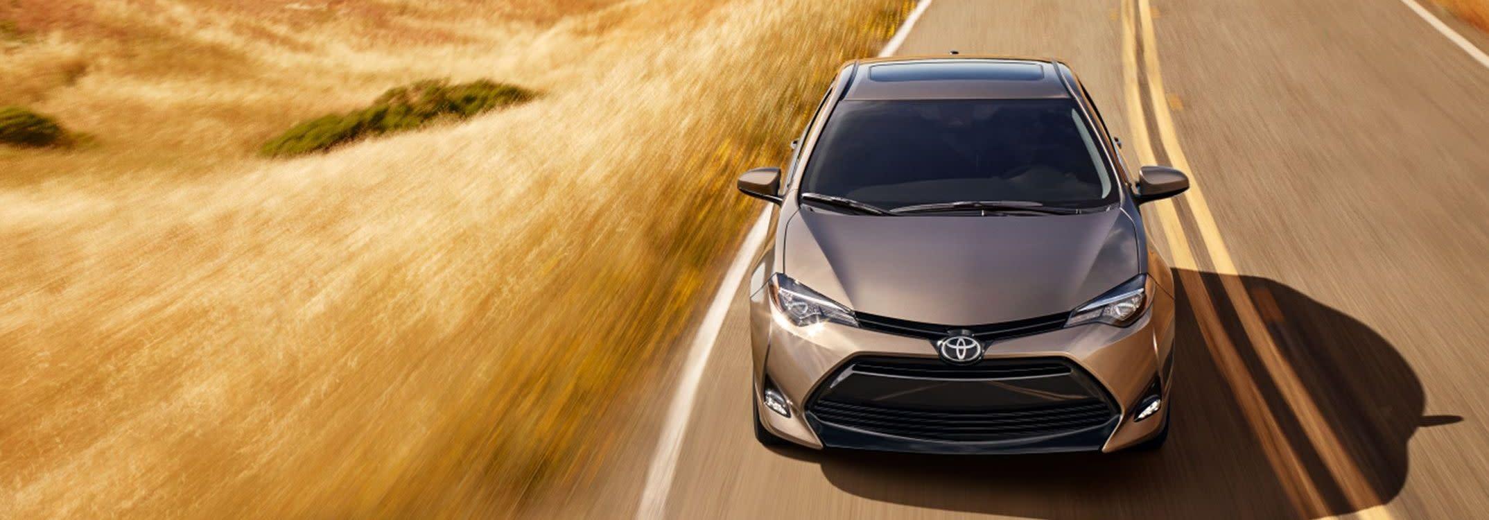 Toyota Corolla Owners Manual: Bulb locations