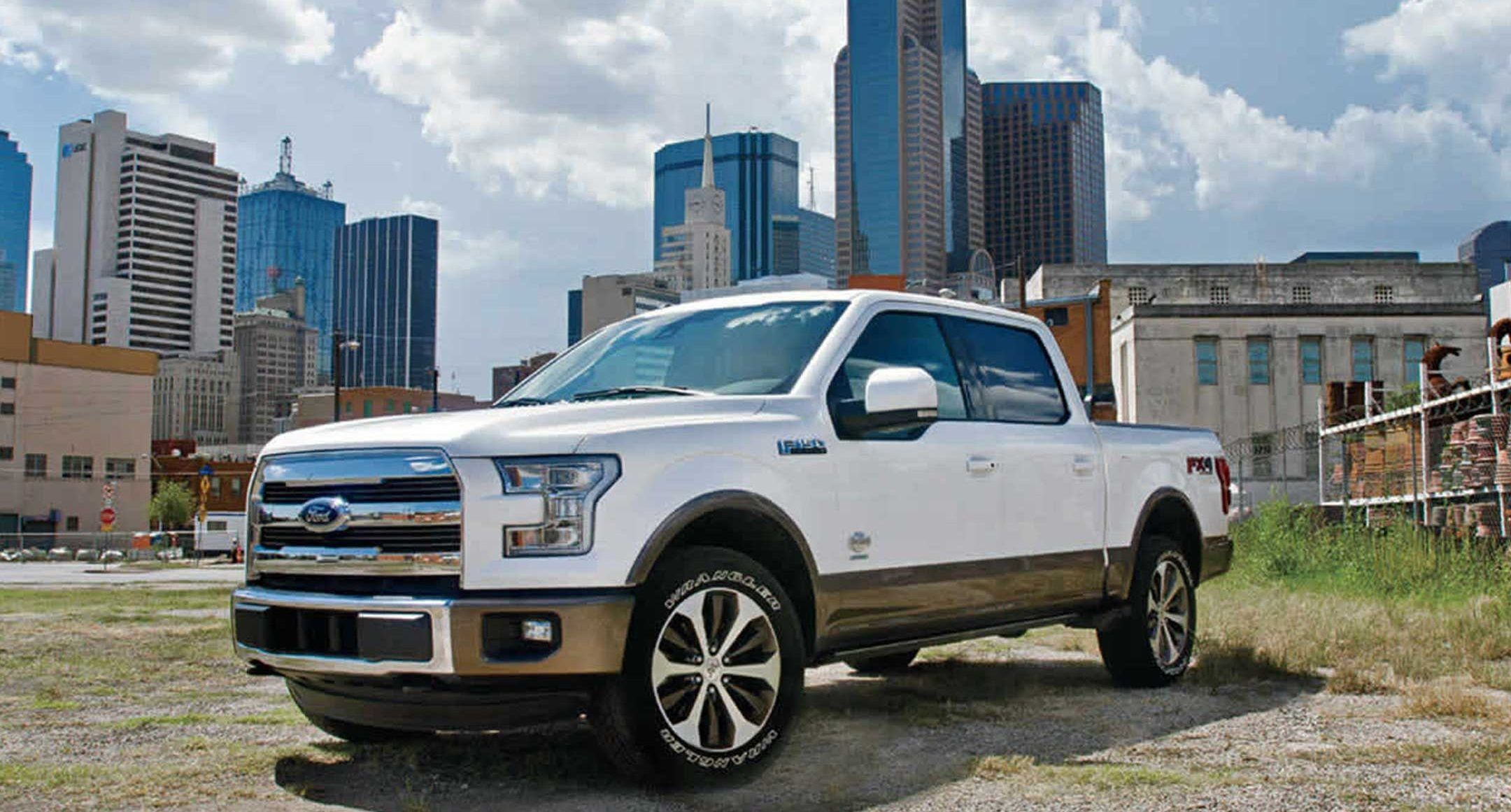 Vehicle shown above is a 2017 ford f 150 king ranch luxury supercrew