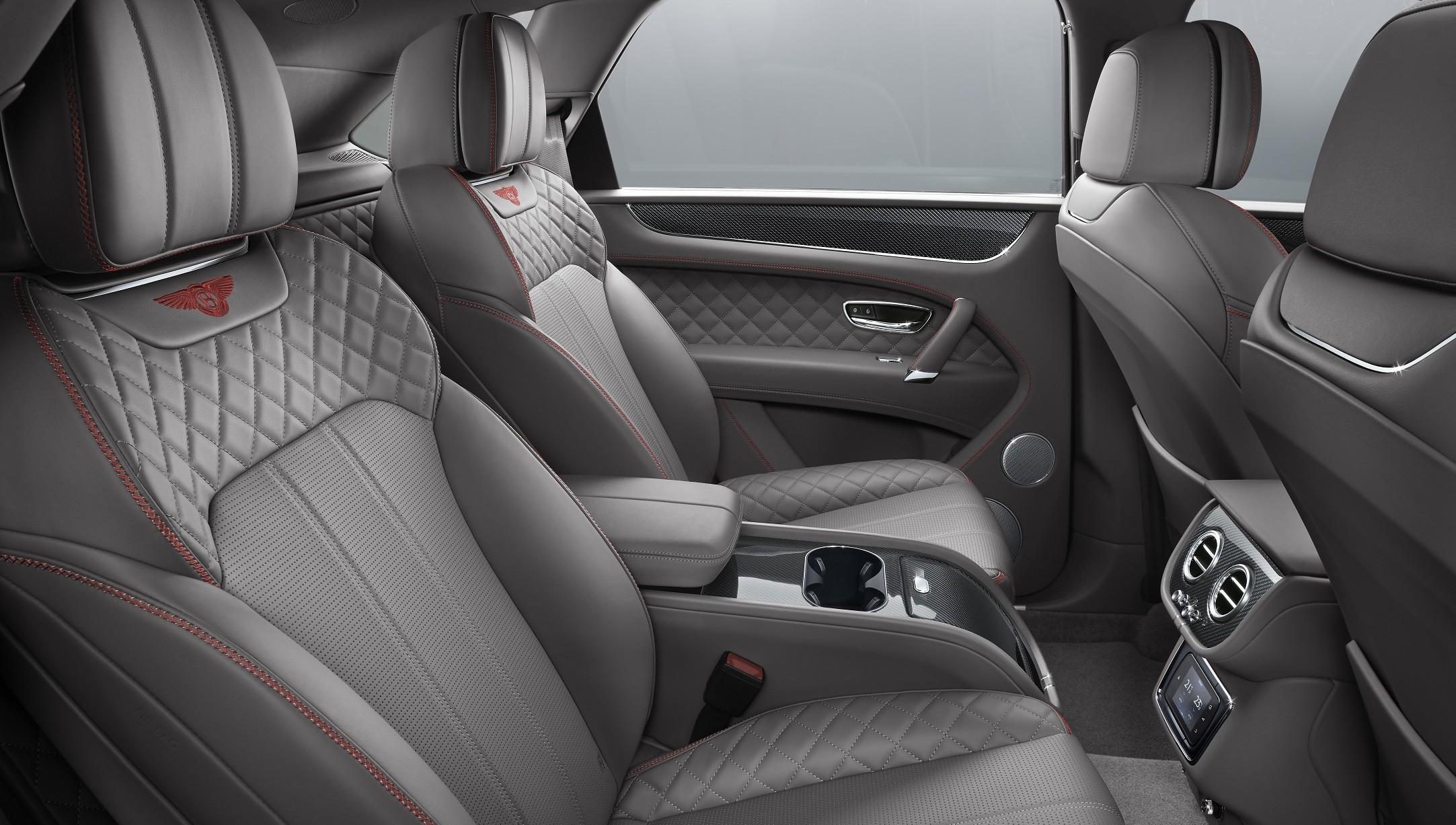 Enjoy Pure Comfort in the 2020 Bentley Bentayga!