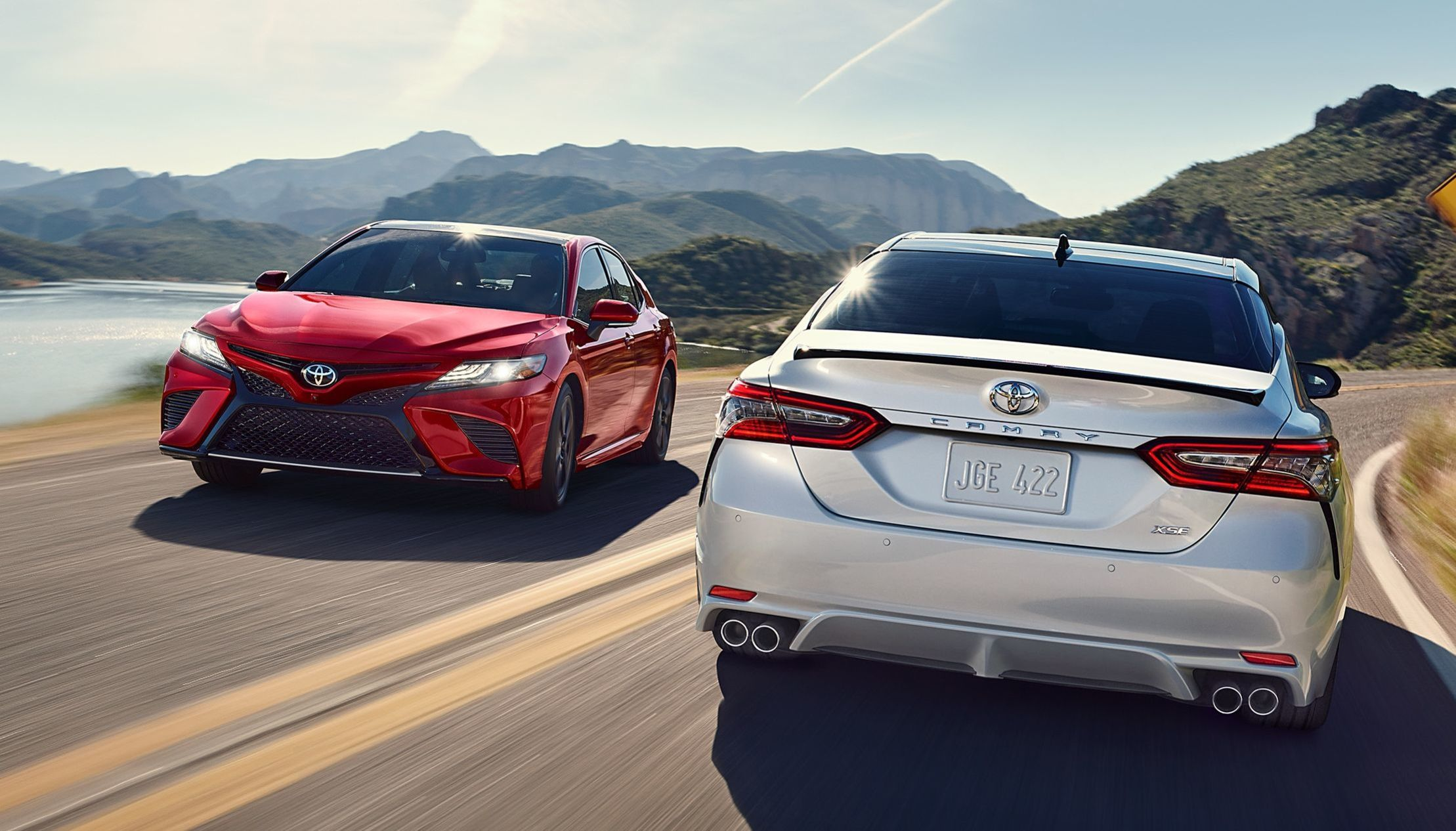 2019 Toyota Camry for Sale near Kent, OH