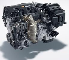 158-HP ENGINE