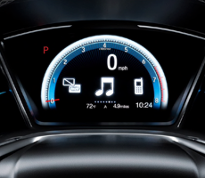 DRIVER INFORMATION INTERFACE