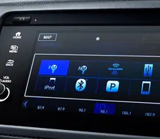 7-Inch Display Audio System