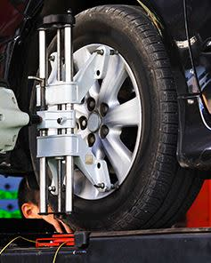 Toyota Wheel Alignment