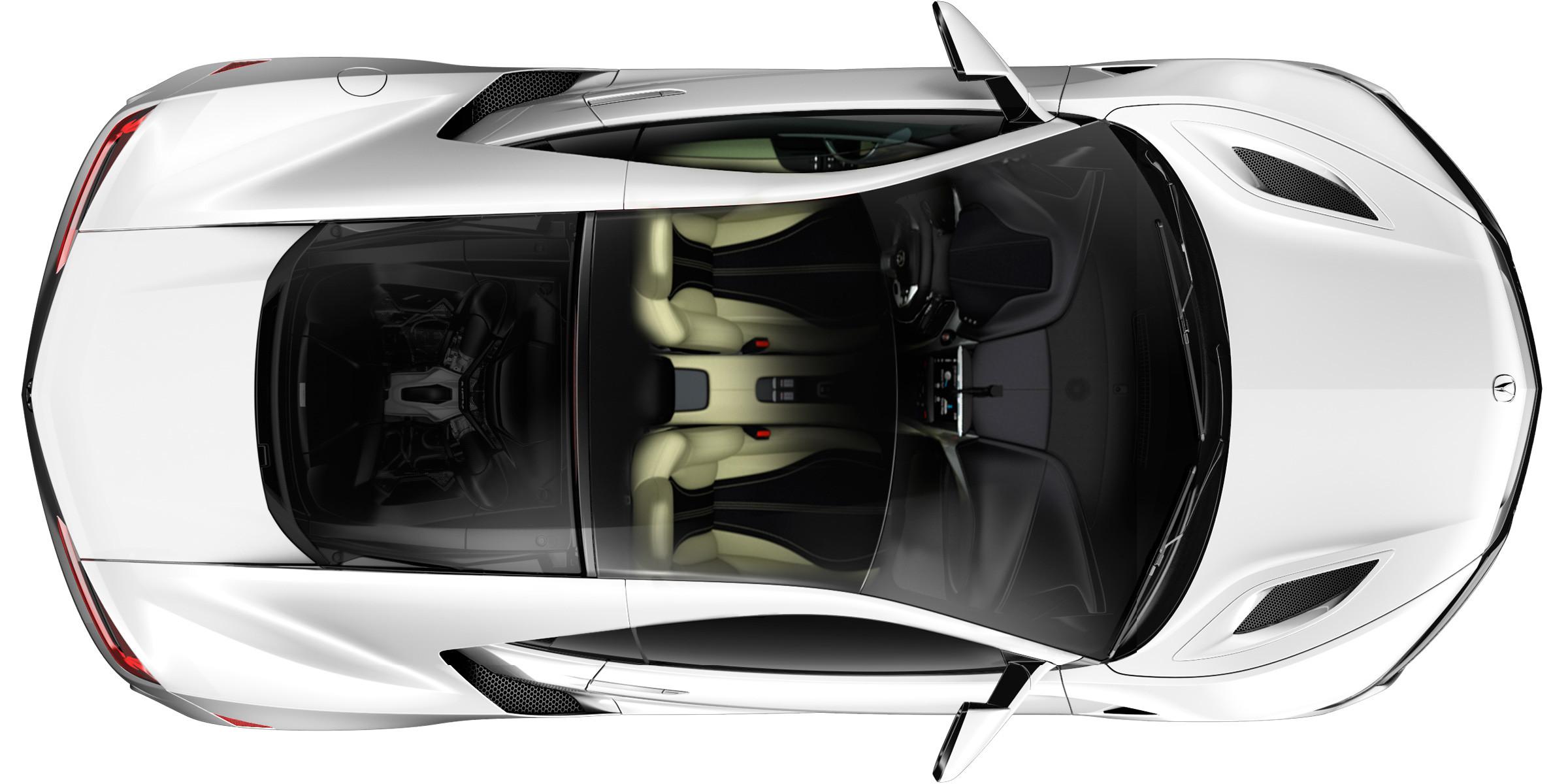2017 Acura NSX for Sale near Alexandria VA Pohanka Acura