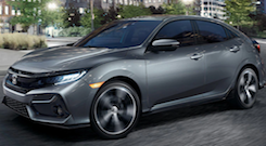 2020 Honda Civic Hatchback In Baytown