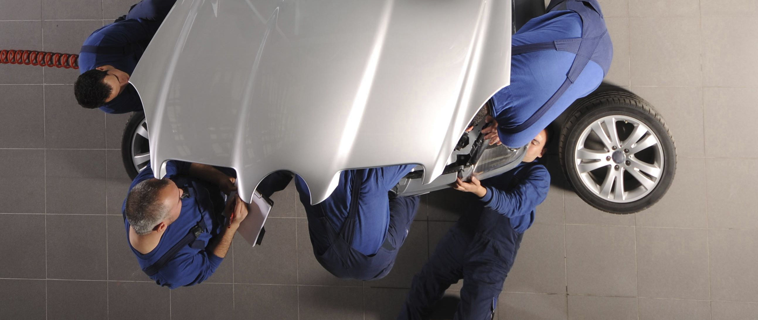Visit Our Service Department for All of Your Vehicle Maintenance Needs!