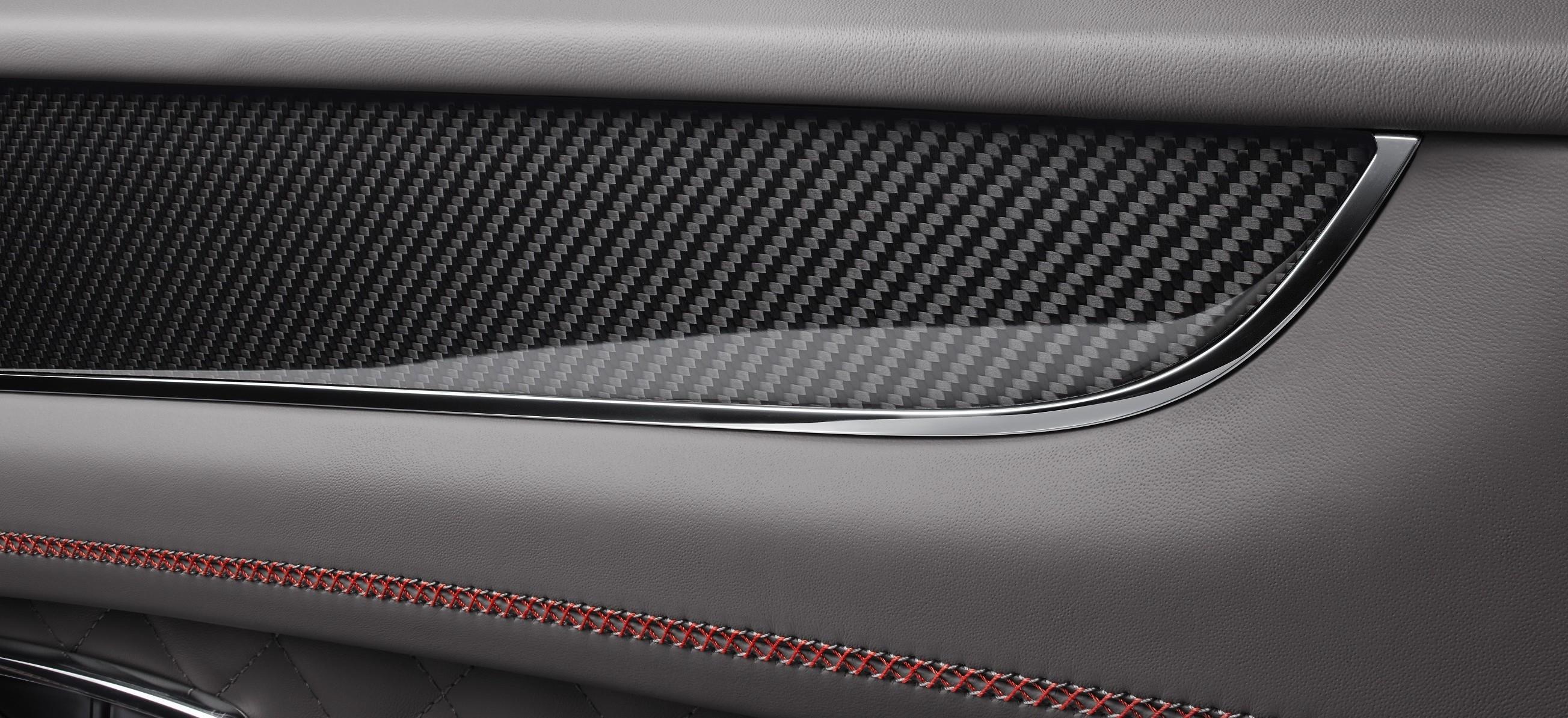 Luxurious Detailing in the 2020 Bentley Bentayga