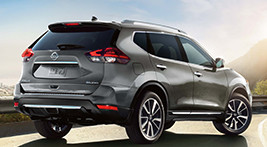 Rent a New Nissan Rogue