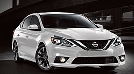 Rent a New Nissan Sentra