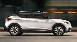 Rent a New Nissan Kicks