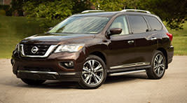 Rent a New Nissan Pathfinder