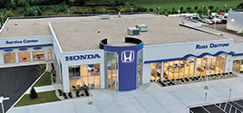 Honda of Milwaukee store photo.