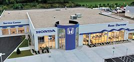 Honda of Milwaukee store photo.