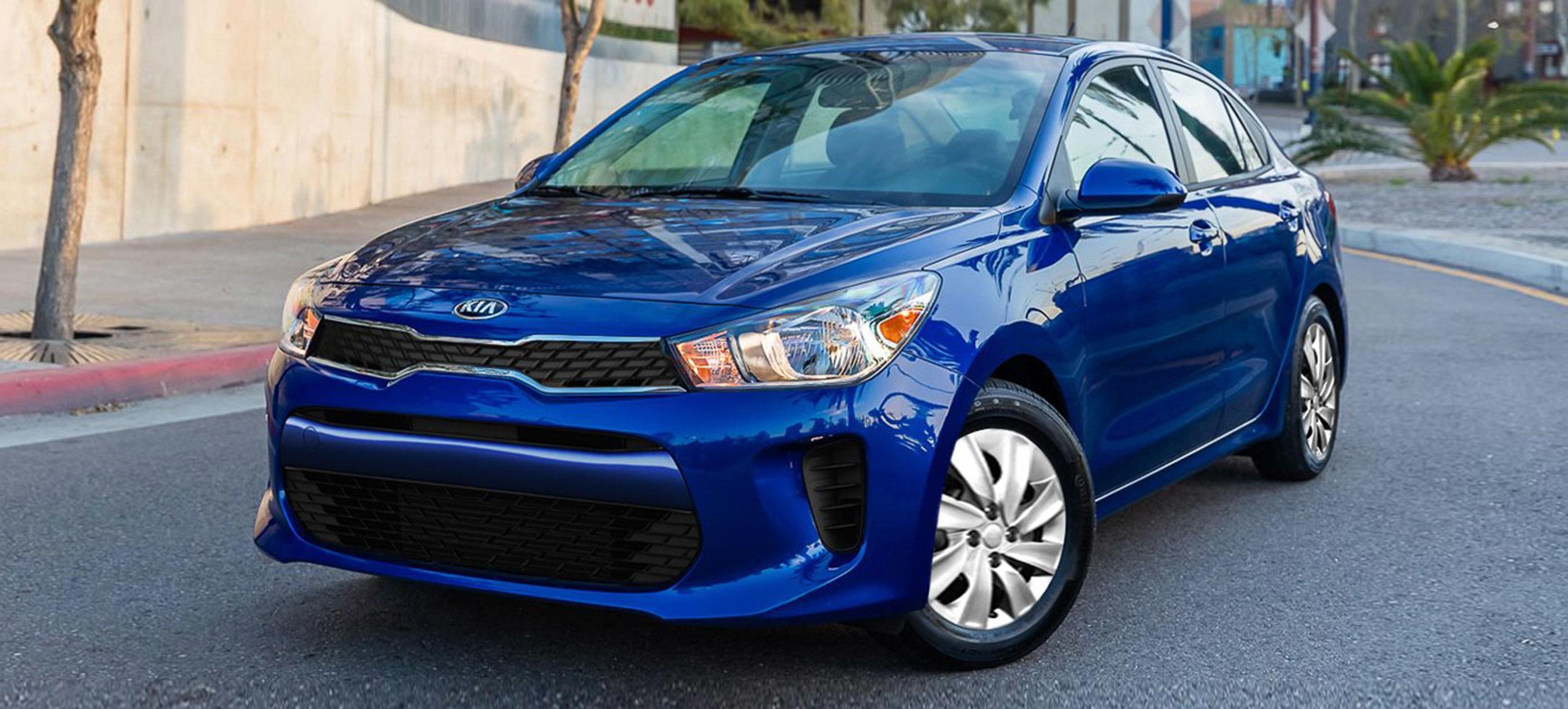 2020 Kia Rio for Sale near Baytown, TX