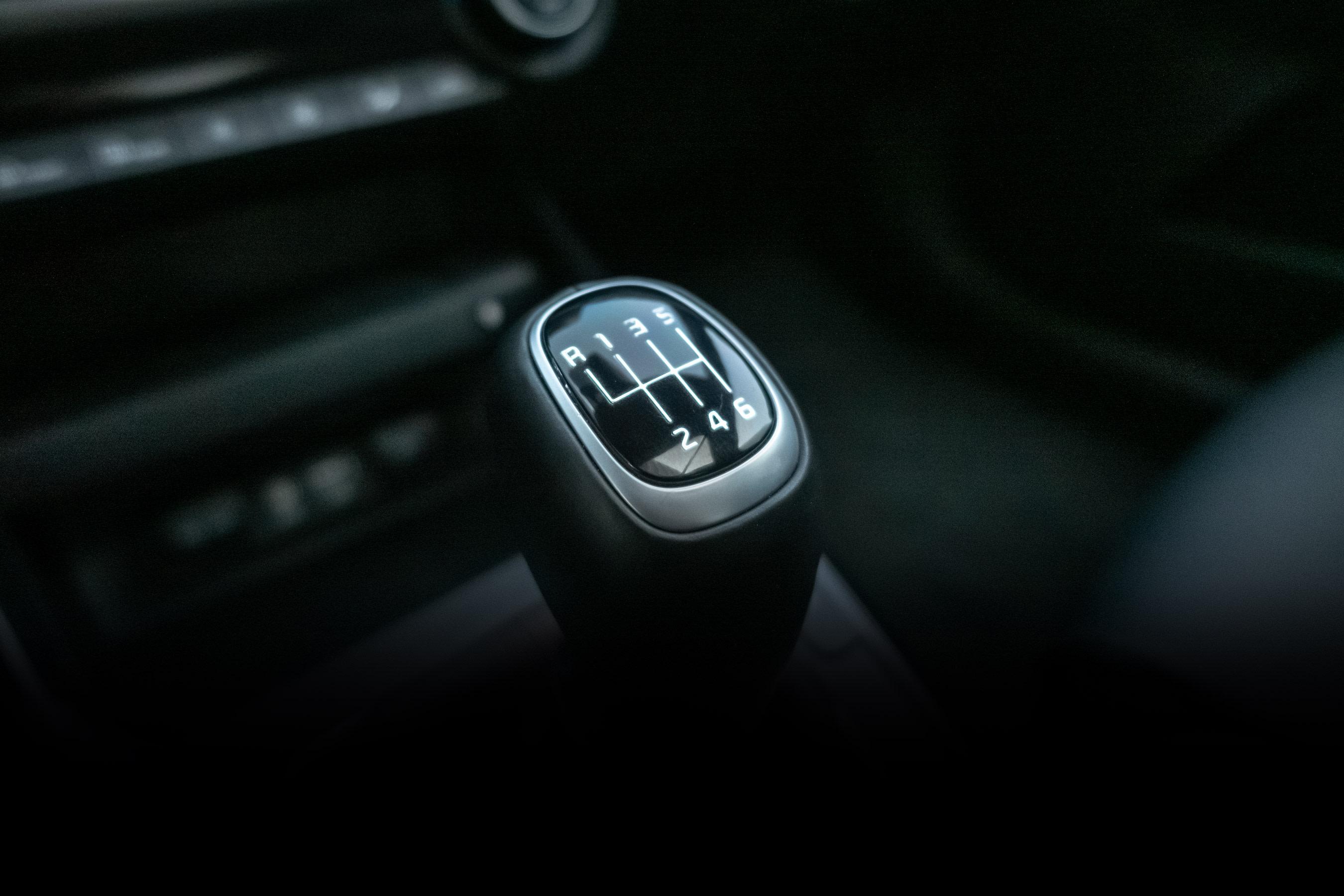 Shifting Gears in the 2020 Kia Forte
