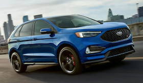 2019 Ford Edge in Fredericton