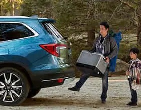 Hands-Free Access Power Tailgate