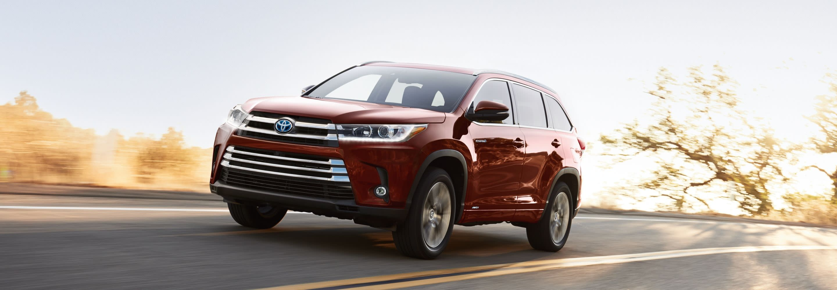 2019 Toyota Highlander Safety Features near Cleveland, OH